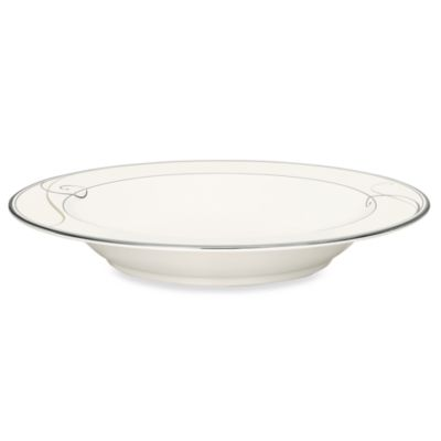Noritake® Platinum Wave Pasta Bowl