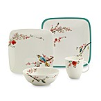 Simply Fine Lenox® Chirp Square 4-Piece Place Setting