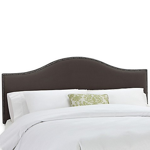 Skyline Furniture Tara Headboard in Pewter