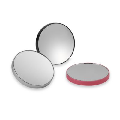 Mirror Mate 15X Magnifying Suction Cup Mirror - Pink