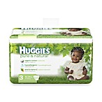66-Count Huggies® Pure and Natural Diapers - Size 3