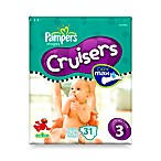 31-Count Pampers® Size 3 Cruisers Diapers