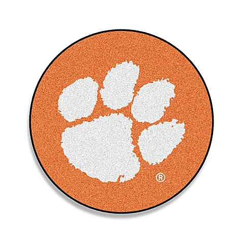 Clemson University Collegiate Team Rug
