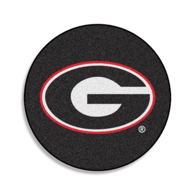 University of Georgia Collegiate Team Rug