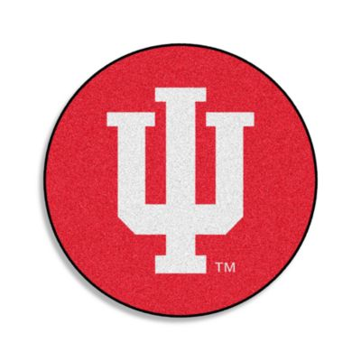 Indiana University Collegiate Team Rug
