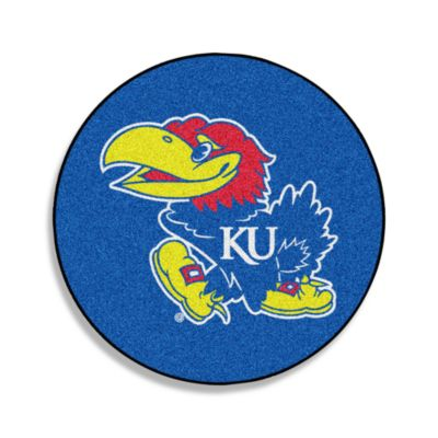 University of Kansas Collegiate Team Rug