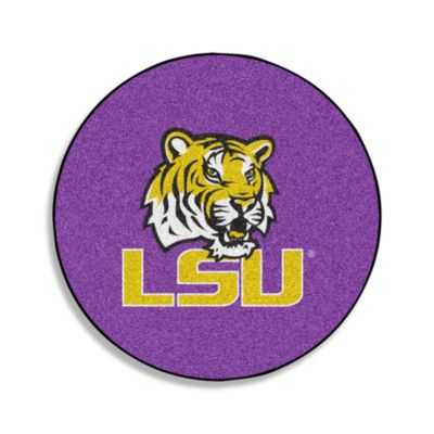 Louisiana State University Collegiate Team Rug