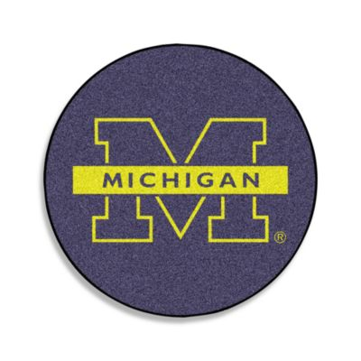 University of Michigan Collegiate Team Rug