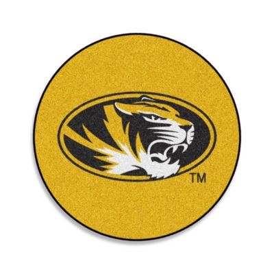 University of Missouri Collegiate Team Rug