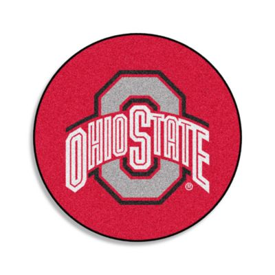 Ohio State Collegiate Team Rug