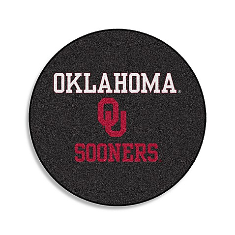 University of Oklahoma Collegiate Team Rug