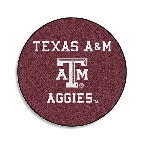 Texas A & M University Collegiate Team Rug