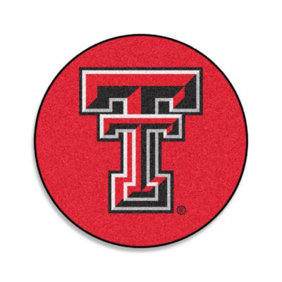 Texas Tech University Collegiate Team Rug