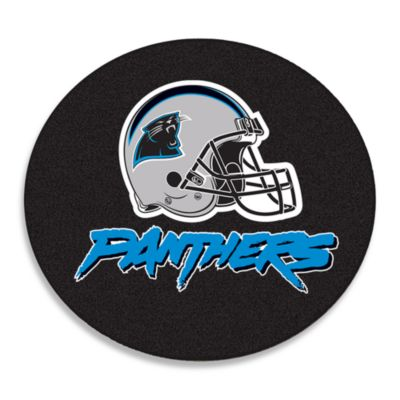 NFL Team Rug in Carolina Panthers