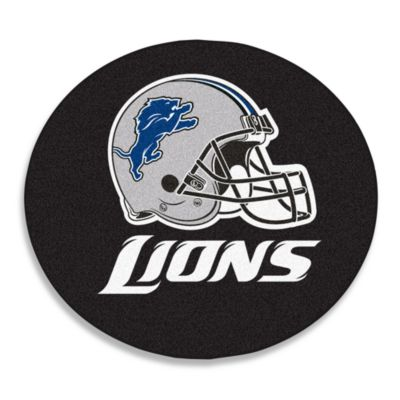 NFL Team Rug in Detroit Lions