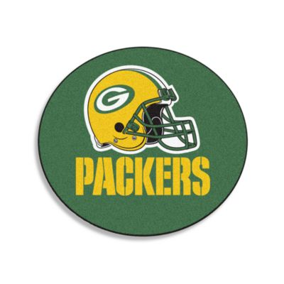 NFL Team Rug in Green Bay Packers