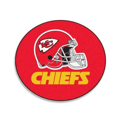 NFL Team Rug in Kansas City Chiefs