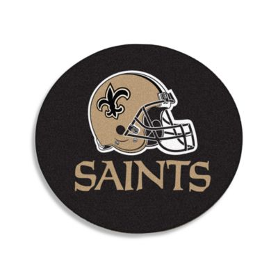 NFL Team Rug in New Orleans Saints
