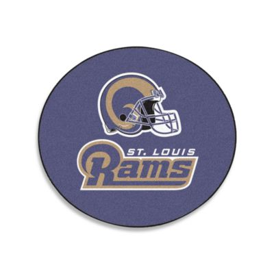 NFL Team Rug in St. Louis Rams