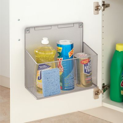 Organic Kitchen Cabinet Organization