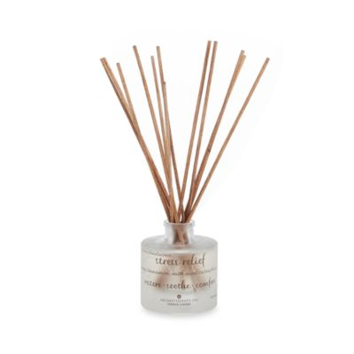 Yankee Candle® Aromatherapy Spa™ Stress Relief Cinnamon and Frankincense Reed Diffuser