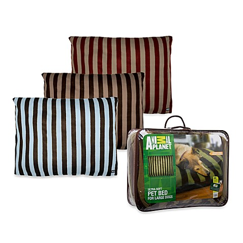 Animal Planet Large Pet Bed - Brown/Tan