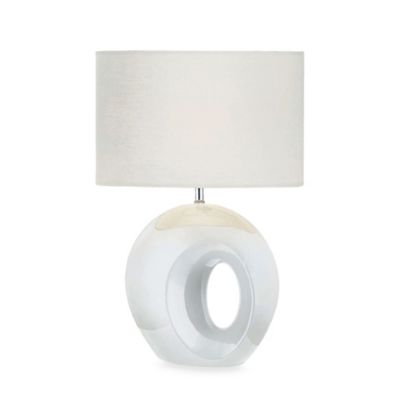 Oh Table Lamp in White