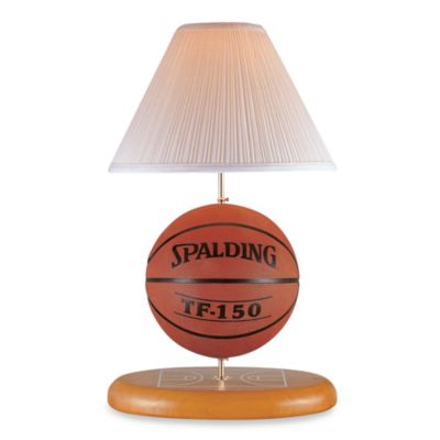 Basketball Themed Table Lamp