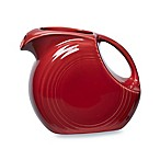 Fiesta® Pitcher in Scarlet
