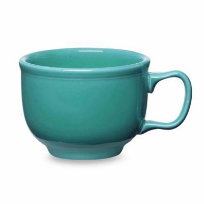 Fiesta® Jumbo Cup in Turquoise