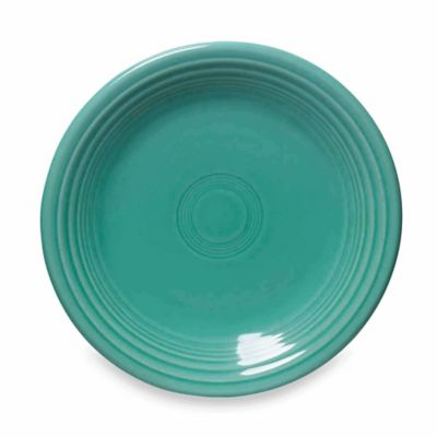 Luncheon Plate in Turquoise