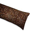 Safari Dreams Body Pillow Cover - Leopard