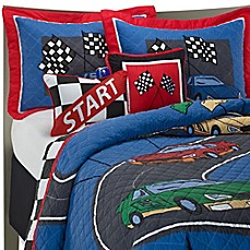 Finish Line Quilt Set