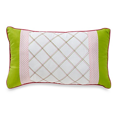 Natalia Oblong Throw Pillow