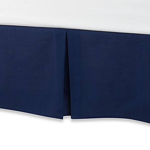 Ball Game Twin Bed Skirt