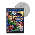 The Great Mouse Detective Mystery in the Mist Edition DVD