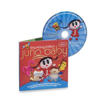 Juno Baby® Orchestra CDs > Juno Baby® Sing Along Edition Music CD