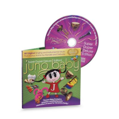 Dvd'S & Cd'S > Juno Baby® Super Duper Deluxe Edition Singing and Instrumental Music CD