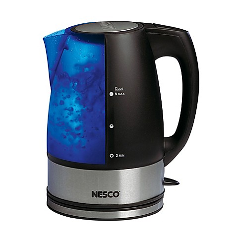 Nesco® American Harvest Electric Water Kettle