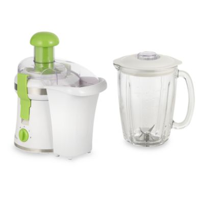 Nesco® American Harvest Two- in -One Juicer and Blender