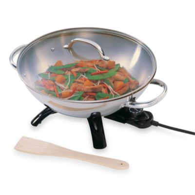 Electric 14-Inch Wok by Presto