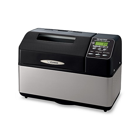 Zojirushi Black Home Bakery Supreme Bread Maker
