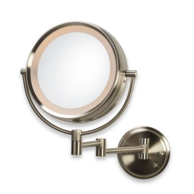 Conair® Illuminated 8x Wall Mirror