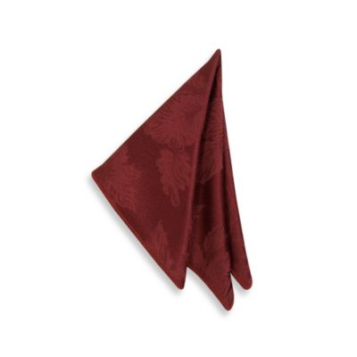 Autumn Harvest Napkins (Set of 4)