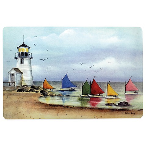 Coastal Laminated Placemat