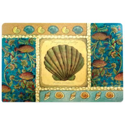 Pacific Sea Laminated Placemat