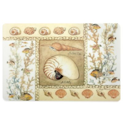 Nautilus Laminated Placemat