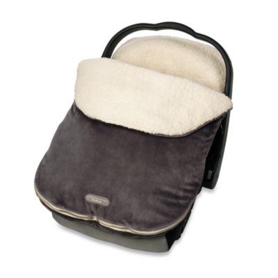 JJ Cole® Infant Original BundleMe® in Graphite