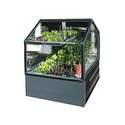 GrowCamp Growtent Vegetable Growing Greenhouse