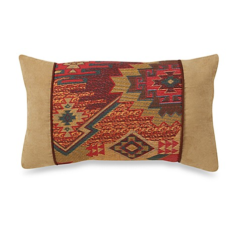 Santa Fe Breakfast Pillow